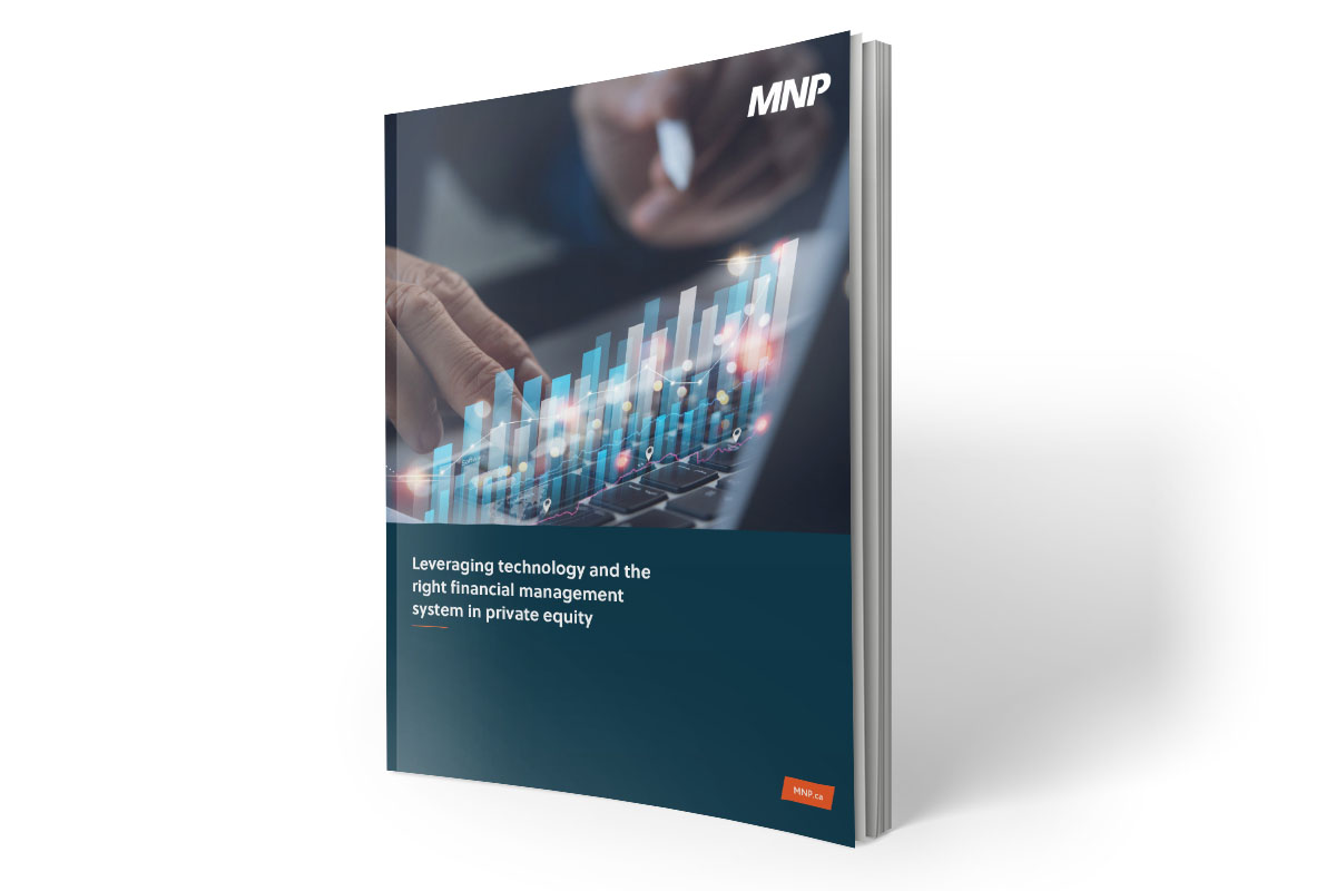 Private Equity Whitepaper Cover